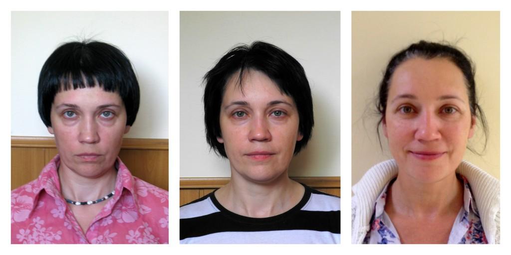 Гимнастика для лица после 25 лет картинки