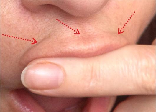сделать губы пухлыми